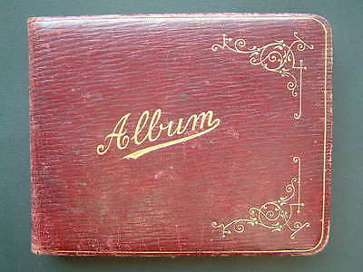 1930's Autograph & Sketch Album with nice paintings Yacht Chalena