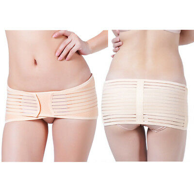Maternity Body Shaper Support Band Postpartum Recovery Belly Pelvis Belt NEW