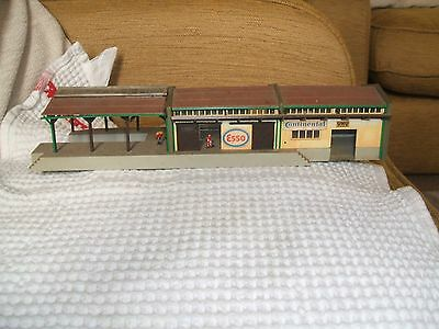 Kibri Depot  Building ex Layout good Condition N gauge