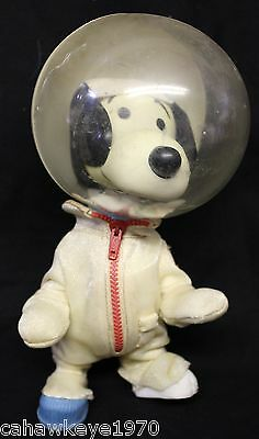 "Vintage 8"" Snoopy Astronaut Doll Dated 1969"