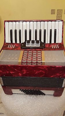 German 48 Bass Accordion