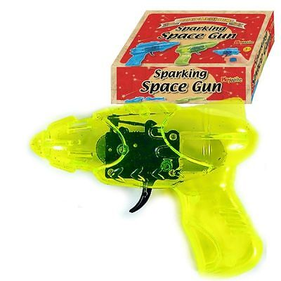 Sparking Space Gun Pretend Play Roleplay (One Supplied) New Toy