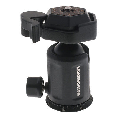 Magnesium Professional Quality Ball and Socket Tripod Camera Head Support  - 9cm
