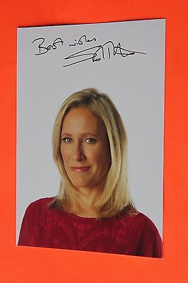 Sophie Raworth (BBC News at One) Signed PR Card