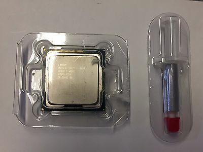 INTEL Core i7 2600 3.4GHz Quad Core LGA 1155 Sandy Bridge CPU SR00B Fully tested