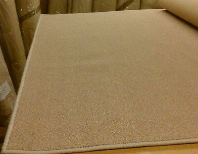 LARGE WHIPPED RUG/CARPET 183cm x 319cm BLEACH CLEANABLE TWIST PILE