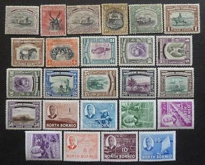 x 25. mixed OLDER stamps - mint.