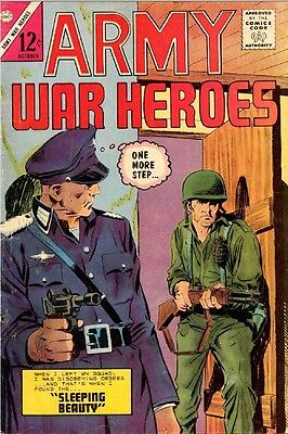 Us Golden/silver Age War Comics Collection On Dvd 200+ Different Comics