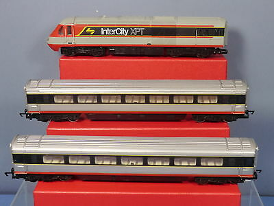"HORNBY RAILWAYS MODELNo.R696 BR Class 43 125 HST ""XPT SUPER""TRAIN  SET   ""RARE"""