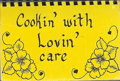 *ennis Mt 1979 Madison County Nursing Home Aux Cook Book *cookin With Lovin Care