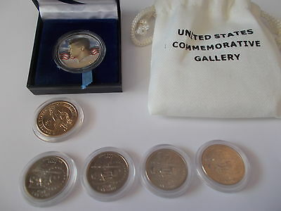 United States Commemorative Coins Collection