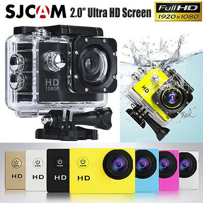 SJ5000 1080P Full HD DV Sports Recorder Car Waterproof Action Camera Camcorder