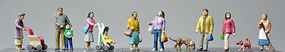 TOMIX N Scale 1/150 TOMYTEC Human Collection 106 : Pedestrians