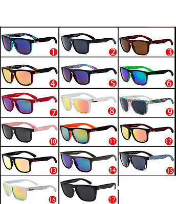 New Outdoor Cycling Men and Women Fashion Unisex Retro Sports Sunglasses Holiday