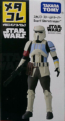 Tomy Metacolle Metal Figure Collection Star Wars Rogue One Scarif Stormtrooper