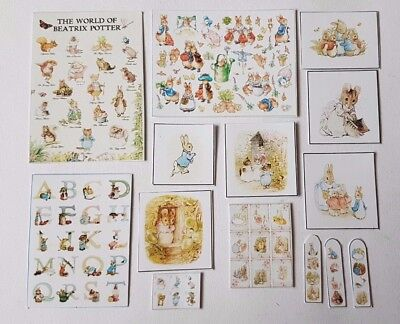 HELEN BEATRIX POTTER NO MORE TWIST ART PRINT POSTER PICTURE LF243