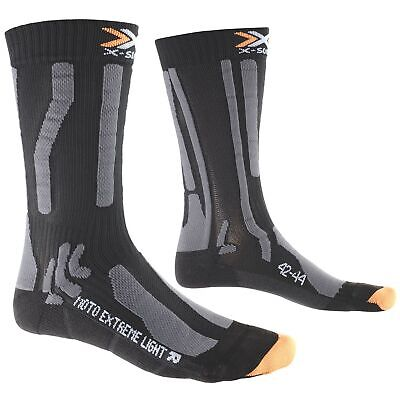 X-Socks Man Moto Extreme Light Socken Motorradsocken Motorsport Herren