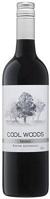 Cool Woods Shiraz 2014 (12 x 750mL), SA.