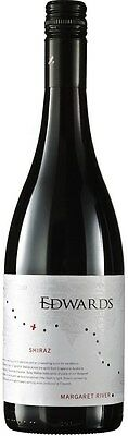 Edwards Vineyard Shiraz 2011 (12 x 750mL), Margaret River, WA.