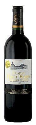 Chateau Haut Barry Bordeaux Superieur 2010 (6 x 750mL), France.