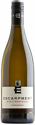 Escarpment Chardonnay 2012 (6 x 750mL), Martinborough, NZ.