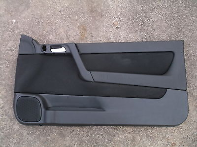 Vauxhall Astra Coupe Drivers Side Front Interior Door Card / Panel 99-04 Mk4