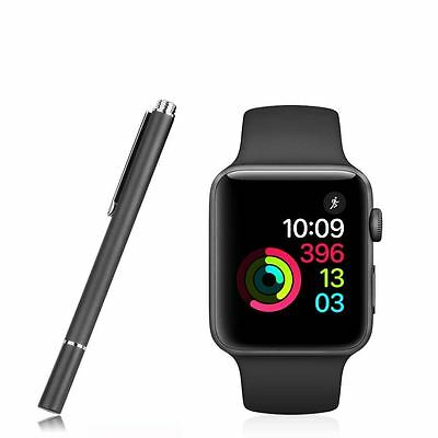 New Ultra Thin Tip Premium Capacitive Disc Stylus Pen For Apple Watch Series 2