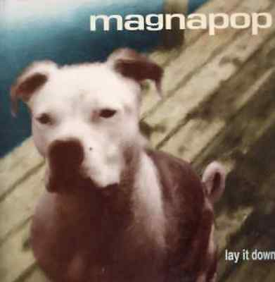 "MAGNAPOP - Lay It Down (12"") (EX/EX)"