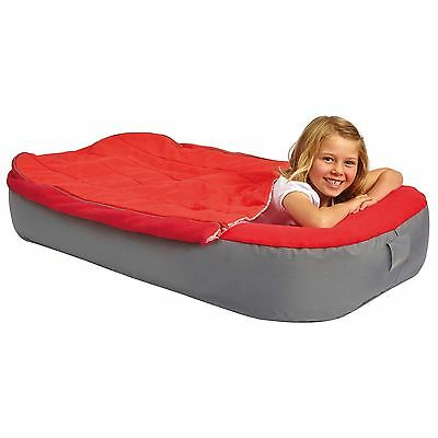 Worlds Apart Deluxe Junior Ready Bed With Pump Inflatable New