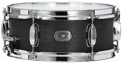 """Tama 12""""x5.5"""" snare drum in weathered Black Charcoal"""