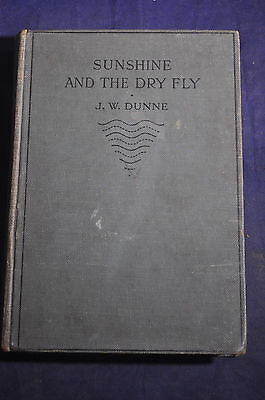 1924 *FIRST* Sunshine and the Dry Fly