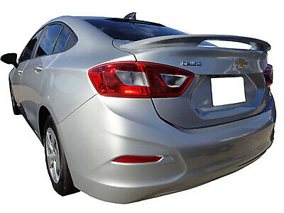 Painted Chevrolet Cruze Factory Style Spoiler 2016-2019