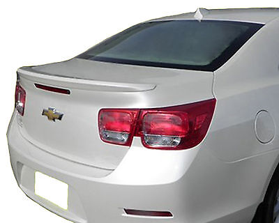 Painted All Colors Chevrolet Malibu Flush Mount Factory Style Spoiler 2013-2015