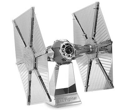 Star Wars TIE Fighter 3D Metallic Puzzle Educational Puzzle Toy Gift for Kids