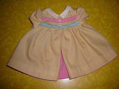 ORG VINTAGE CHATTY CATHY NURSERY  DRESS, NOT TAGGED ca 1960