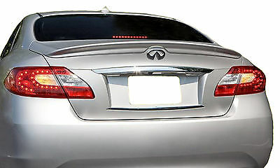 Spoiler For An Infiniti  M37 / M56 Factory Style  2011-2013