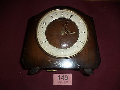 Vintage Andrew mantle clock Swiss musical movement