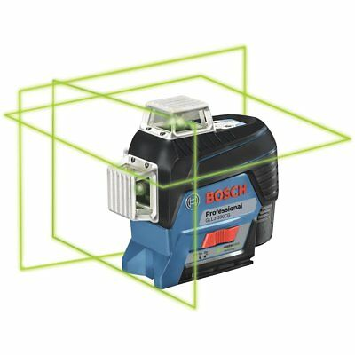 Bosch 3-Plane Leveling and Alignment Laser Level Kit