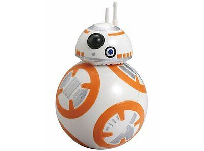 Star Wars BB-8 Diecast Figure - Moveable droid character model, from Japan