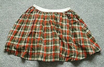 Mini BODEN girls pretty Skirt soft Cotton. Age 11-12 years. Brand new.