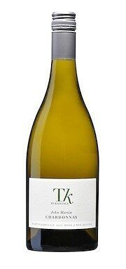Te Kairanga `John Martin` Chardonnay 2013 (6 x 750mL), Martinborough, NZ.