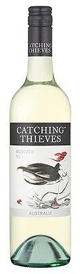 Catching Thieves White Moscato NV (6 x 750mL), SE AUS.