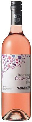 McWilliam's `Inheritance Fruitwood` Pink NV (12 x 750mL), NSW.