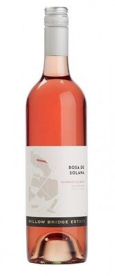 Willow Bridge `Estate Series` Rosa de Solana 2014 (6 x 750mL), WA.