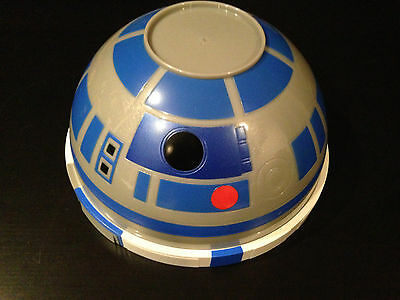 Star Wars R2-D2 Mail Away Kellogg Cereal Bowl 2005 Makes Sounds