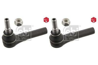 2x Tie Track Rod End Front/Right/Left for FIAT DUCATO 2.0 2.3 2.8 02-on JTD