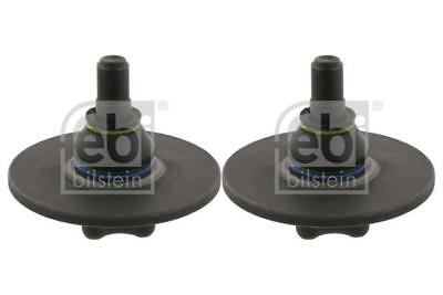 2x Ball Joint Front/Upper for VAUXHALL MOVANO 1.9 2.2 2.5 2.8 3.0 98-10 A Febi