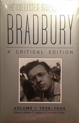 The Collected Stories of Ray Bradbury - Volume 1, 1938–1943 - SIGNED HC