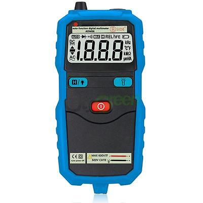 ADM06 Auto Ranging Digital Mini DMM Multimeter Tester Meter AC Voltage Detector