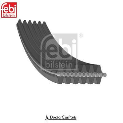 Alternator Drive Rib Belt for MERCEDES C207 E220 14-on 2.2 CDI OM651 Febi